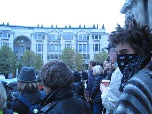 OccupyStPaulsBlackBandana